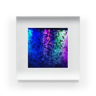 クラクラネオン Acrylic Block