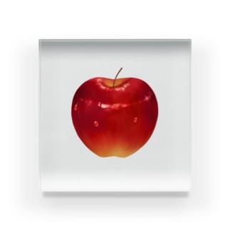 浮遊するりんご🍎 Acrylic Block