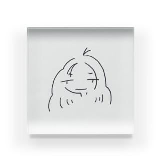 ぼっけちゃん Acrylic Block