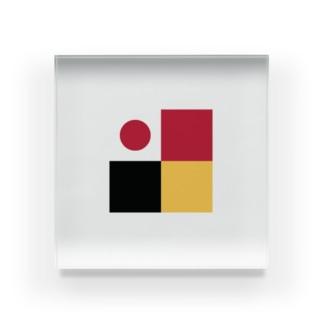 Nippon Malaya (Logo) Acrylic Block