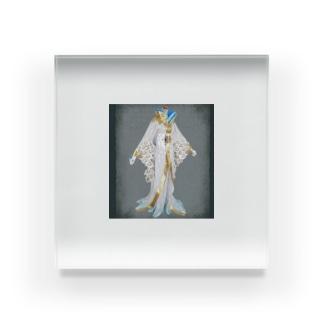 大人気第五人格芸者美智子コスプレ衣装激安販売 Acrylic Block
