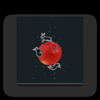 SCHINAKO'Sのアップル・プラネット Acrylic Block