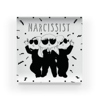NARCISSIST Acrylic Block