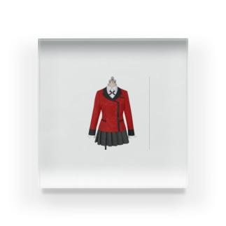 桃喰 綺羅莉コス衣装ウィッグ格安促販中 Acrylic Block