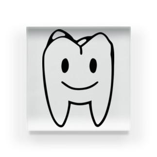 大臼歯くん Acrylic Block