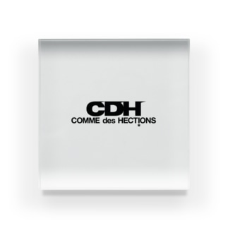 CDH *black Acrylic Block