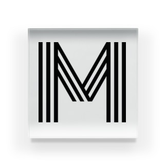 MGDS Logo Acrylic Block