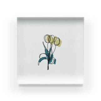 chulip Acrylic Block