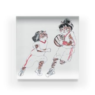 【☆K様専用販売ページ☆】オーダーイラストチャレンジ第一弾 Acrylic Block