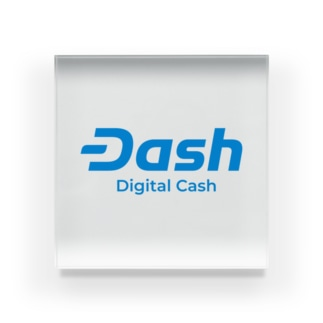 Dash(ダッシュ) Acrylic Block