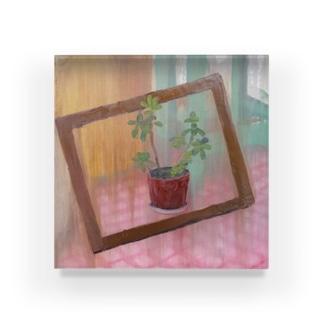 悲壮感 Acrylic Block