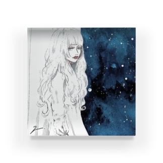 癒えない夜 Acrylic Block