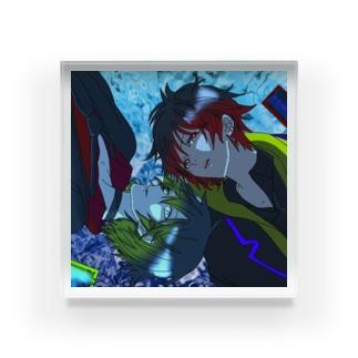 オリジナルキャラクター Acrylic Block