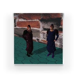 魔法学園 Acrylic Block