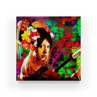 くノ一 Acrylic Block