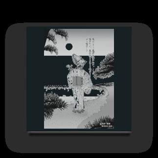 メディア木龍・谷崎潤一郎研究のつぶやきグッズのお店の『母を戀ふる記』_天ぷら喰ひたい。  Acrylic Block