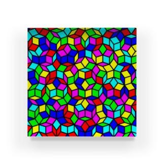 ペンローズモザイク(カラー) Acrylic Block