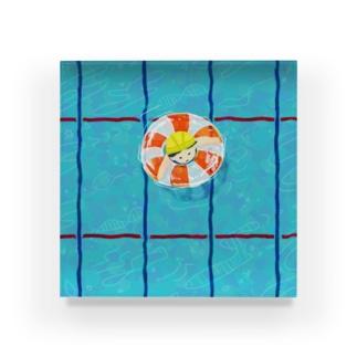 たゆたゆ 2 Acrylic Block