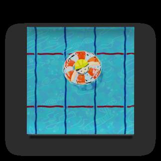 hentecoのたゆたゆ 2 Acrylic Block