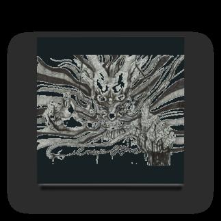 AnomaliA-Nachiのドラゴン-Never Frogive1 Acrylic Block