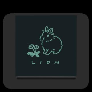 SCHINAKO'SのLION Acrylic Block