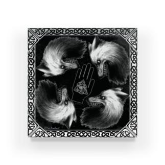フェンリル・アクリルブロック Acrylic Block