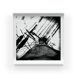 とりあえず写真的な写真 Acrylic Block
