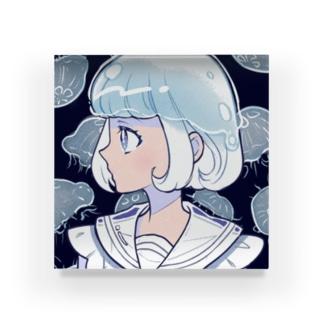 クラゲちゃん Acrylic Block