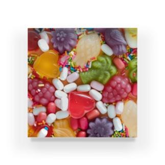 POP CANDYS Acrylic Block