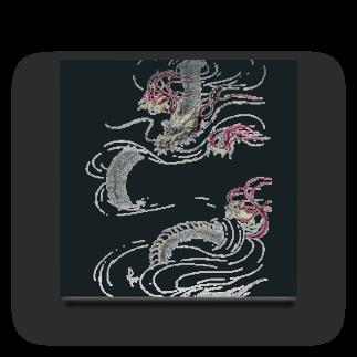 AnomaliA-Nachiの和風ドラゴン Japanese Dragon Acrylic Block