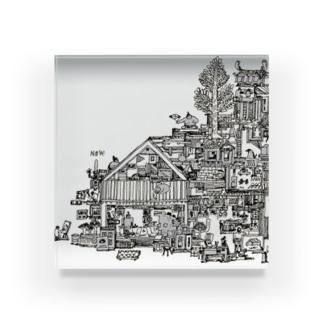 Sumou Acrylic Block
