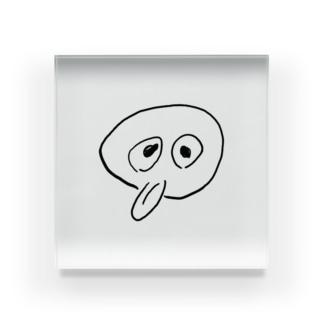 ベロちゃん Acrylic Block