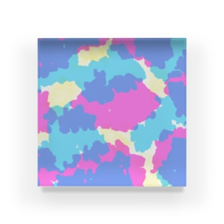 Dripping Drop Acrylic Block