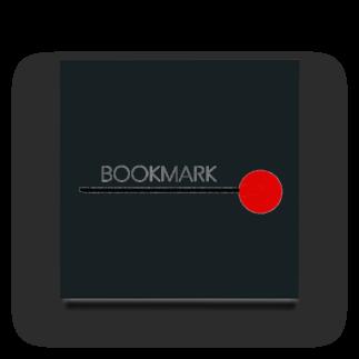 BOOKMARKのBOOKMARK Acrylic Block