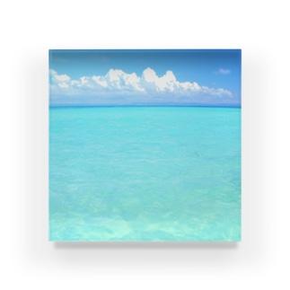 夏色ぶろっく Acrylic Block