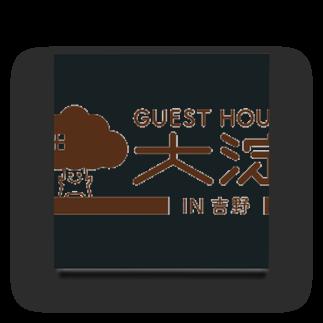 とがりだいき@2020年奈良でゲストハウス開業!のゲストハウス大淀 Acrylic Block