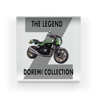 Doremi 900RS GREEN Acrylic Block