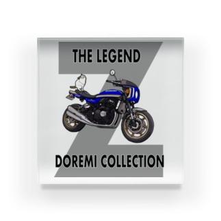 Doremi 900RS Blue Cat Acrylic Block