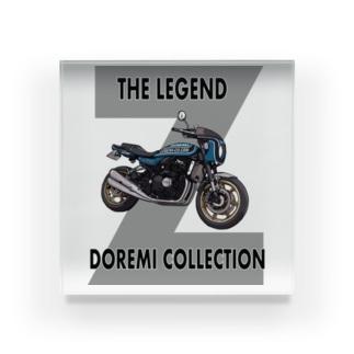Doremi 900RS Blue Acrylic Block