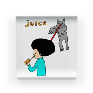 JUICE(ジュース)2 Acrylic Block