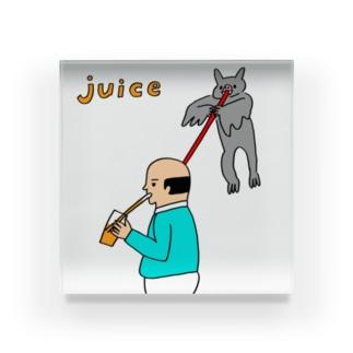 JUICE(ジュース) Acrylic Block