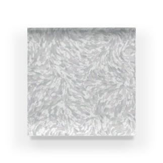 有象無象 Acrylic Block
