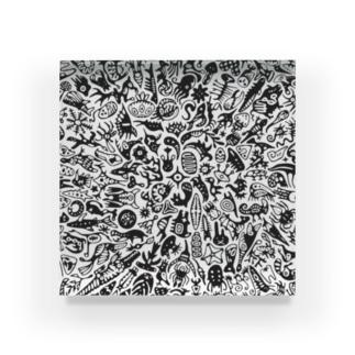 円(フル) Acrylic Block