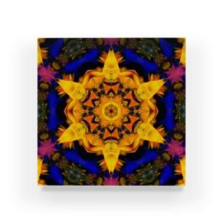 ヘキサグラム_001 Acrylic Block