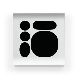 酒グッズ Acrylic Block