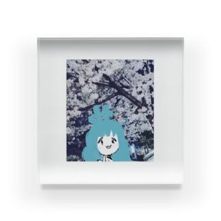 みいこ(エモ) Acrylic Block