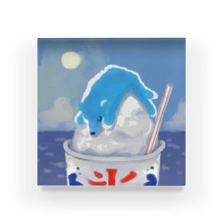 かき氷 Acrylic Block