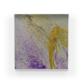 NYの女神 Acrylic Block