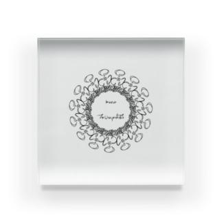 ⑤TableTalk DICEkiシリーズ Acrylic Block