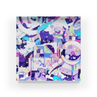 3 Acrylic Block
